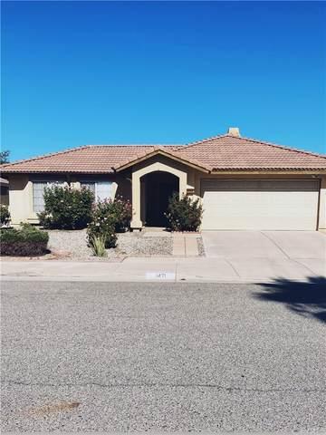 1471 Sorrento, San Jacinto, CA 92583 (#NS21208401) :: Steele Canyon Realty