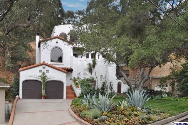 1326 San Luis Rey Drive, Glendale, CA 91208 (#320007742) :: Steele Canyon Realty
