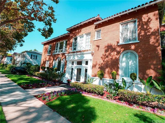 144 N Swall Drive, Beverly Hills, CA 90211 (#SW21208420) :: Steele Canyon Realty