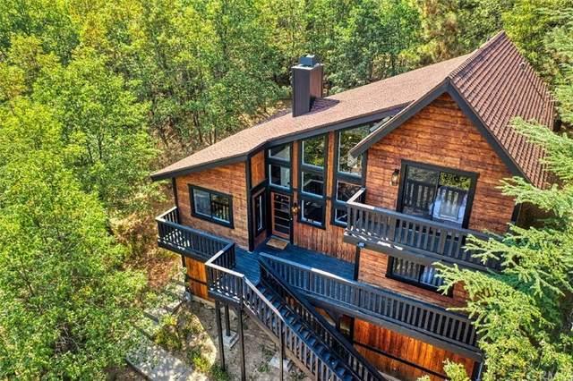 28163 N Bay Road, Lake Arrowhead, CA 92352 (#IV21208285) :: American Real Estate List & Sell