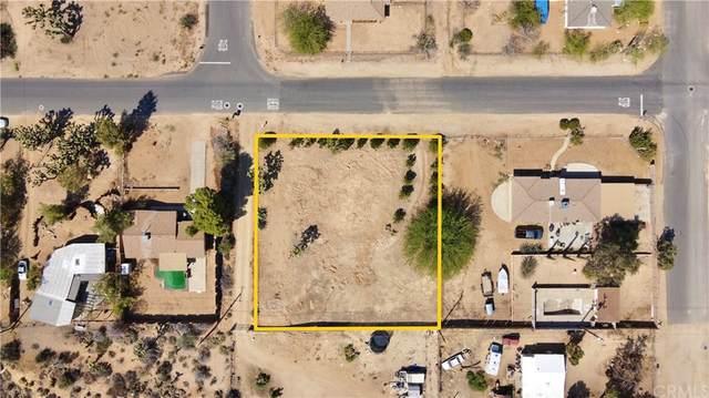 55463 Navajo, Yucca Valley, CA 92284 (#JT21207647) :: Zen Ziejewski and Team