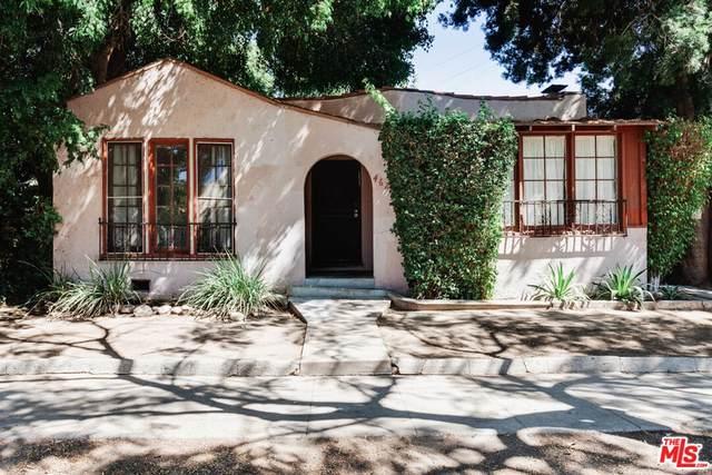 4624 Ellenwood Drive, Los Angeles (City), CA 90041 (#21784098) :: Jett Real Estate Group