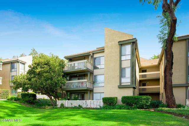 254 Sequoia Court #31, Thousand Oaks, CA 91360 (#221005185) :: Team Forss Realty Group