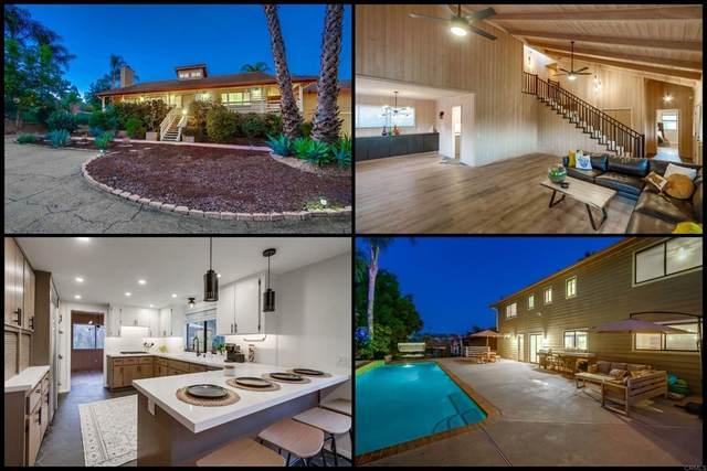 1649 Calavo Road, Fallbrook, CA 92028 (#NDP2110943) :: Corcoran Global Living