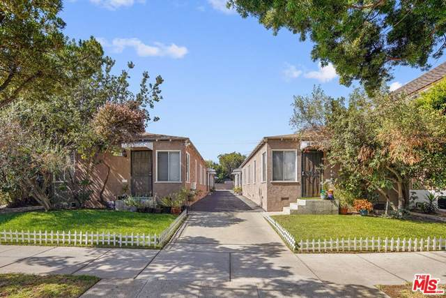 2420 34Th Street, Santa Monica, CA 90405 (#21786334) :: Wendy Rich-Soto and Associates