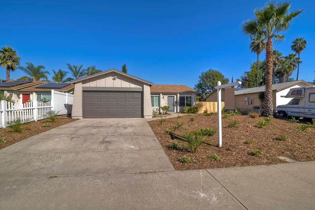 15225 Amso St, Poway, CA 92064 (#210026790) :: Steele Canyon Realty
