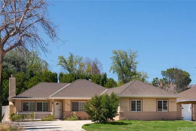 7923 7925 Ducor Avenue, West Hills, CA 91304 (#SR21204144) :: Corcoran Global Living
