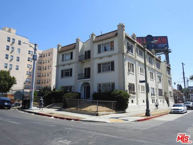 958 S Lake Street, Los Angeles (City), CA 90006 (#21786430) :: First Team Real Estate