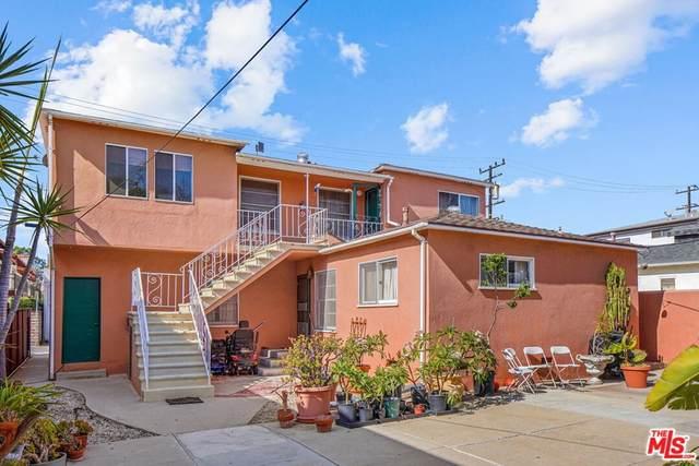 1548 Harvard Street, Santa Monica, CA 90404 (#21786270) :: Wendy Rich-Soto and Associates