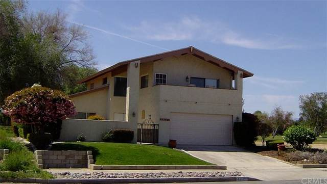 13271 Country Club Drive, Victorville, CA 92395 (#PW21208506) :: Jett Real Estate Group