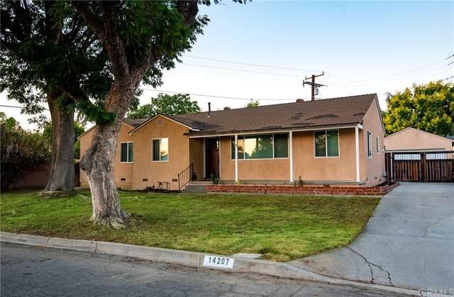 14207 La Forge Street, Whittier, CA 90605 (#DW21187292) :: Wendy Rich-Soto and Associates