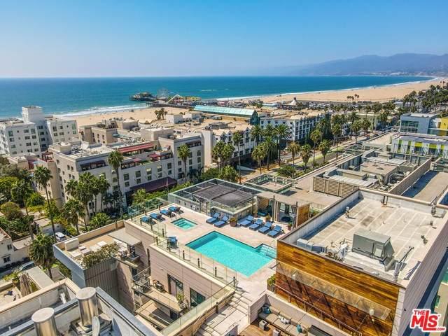 1755 Ocean Avenue #101, Santa Monica, CA 90401 (#21784626) :: Wendy Rich-Soto and Associates