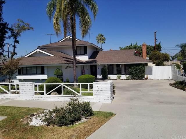 315 E Old Mill Road, Corona, CA 92879 (#IV21208508) :: Jett Real Estate Group