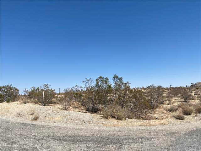 0 Anita Avenue, Yucca Valley, CA 92284 (#IV21208552) :: Swack Real Estate Group | Keller Williams Realty Central Coast
