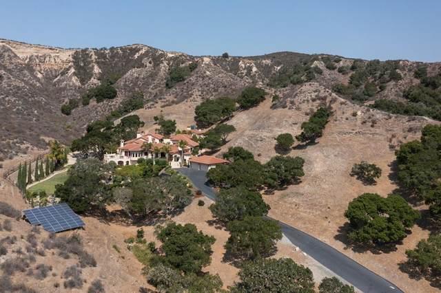 14501 Roland Canyon Road, Salinas, CA 93908 (#ML81863636) :: Swack Real Estate Group | Keller Williams Realty Central Coast