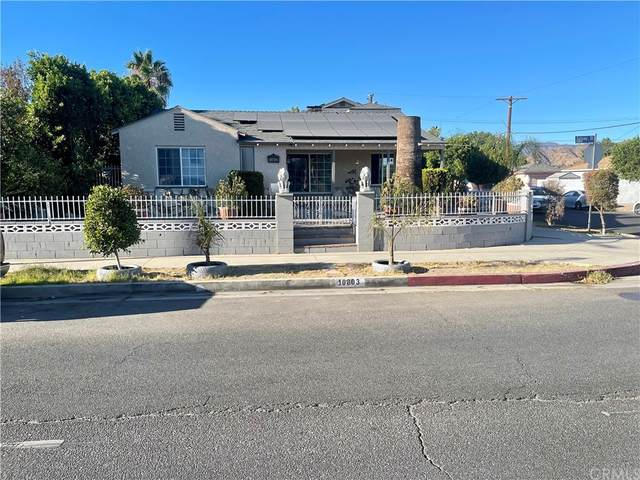 10803 Saticoy Street, Sun Valley, CA 91352 (#RS21208546) :: Mark Nazzal Real Estate Group