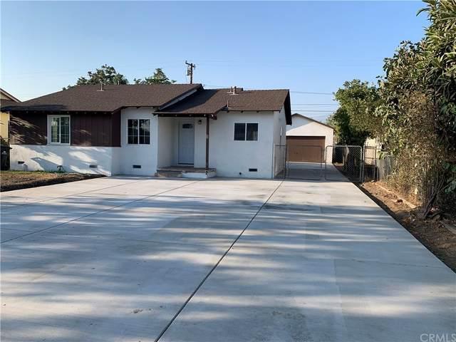 1044 W Vesta Street, Ontario, CA 91762 (#TR21208149) :: Corcoran Global Living