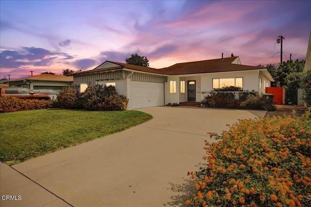 7452 Whitaker Avenue, Van Nuys, CA 91406 (#P1-6763) :: RE/MAX Empire Properties