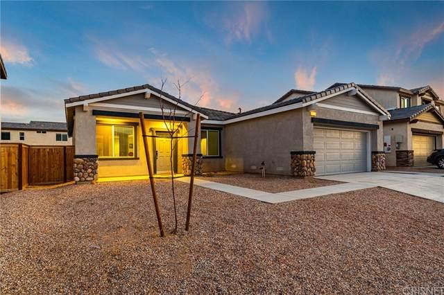 3710 Mt San Gorgonia Avenue, Rosamond, CA 93560 (#SR21208313) :: Swack Real Estate Group | Keller Williams Realty Central Coast