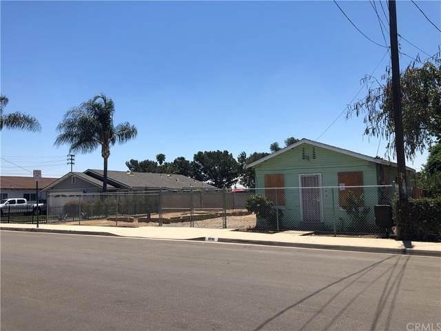 1816 1st Street, La Verne, CA 91750 (#IV21208644) :: Corcoran Global Living