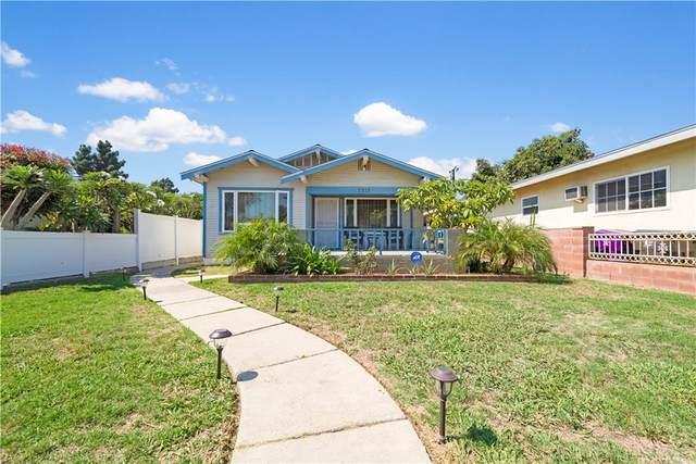 2315 Adriatic Avenue, Long Beach, CA 90810 (#SW21208636) :: Massa & Associates Real Estate Group | eXp California Realty Inc