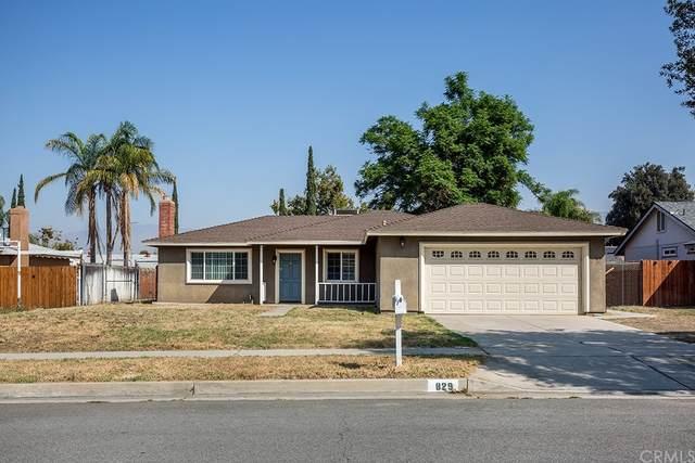 829 Doyle Avenue, Redlands, CA 92374 (#CV21205051) :: Swack Real Estate Group | Keller Williams Realty Central Coast