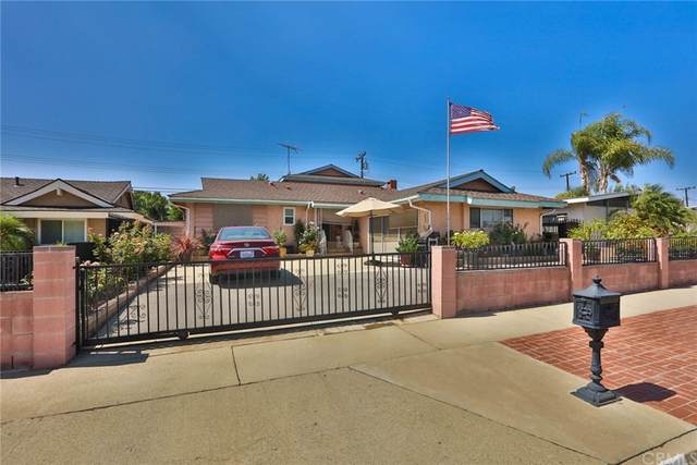 11615 Groveland Avenue, Whittier, CA 90604 (#PW21208647) :: Wendy Rich-Soto and Associates