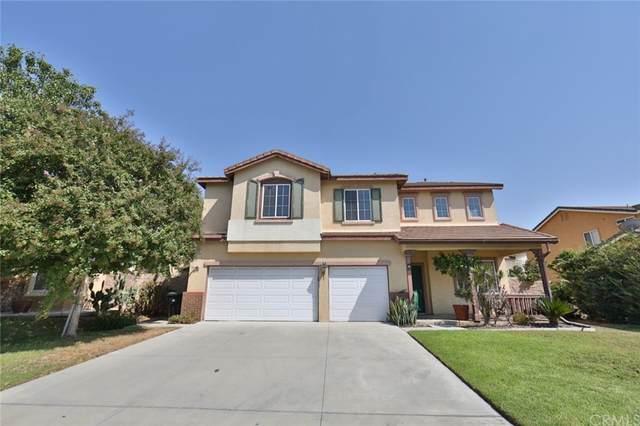 6636 Wells Springs Street, Eastvale, CA 91752 (#TR21208181) :: Rogers Realty Group/Berkshire Hathaway HomeServices California Properties