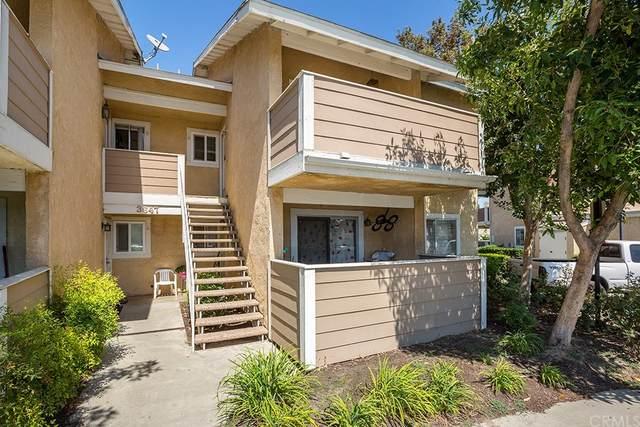 3647 Oak Creek Drive H, Ontario, CA 91761 (#CV21200432) :: Corcoran Global Living