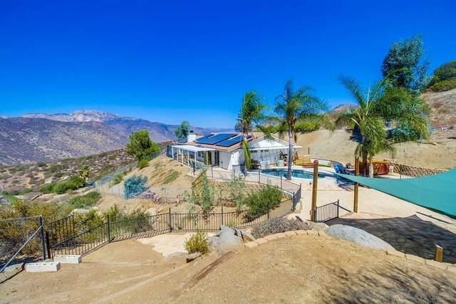 861 Peutz Valley Rd., Alpine, CA 91901 (#210026802) :: Jett Real Estate Group