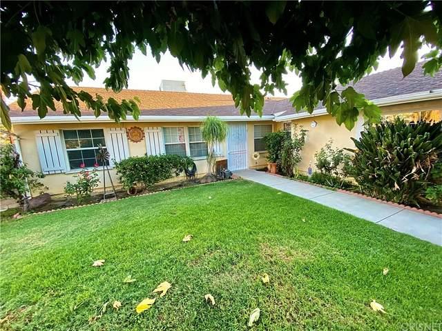 16400 Flanders Street, Granada Hills, CA 91344 (#SR21208335) :: Jett Real Estate Group
