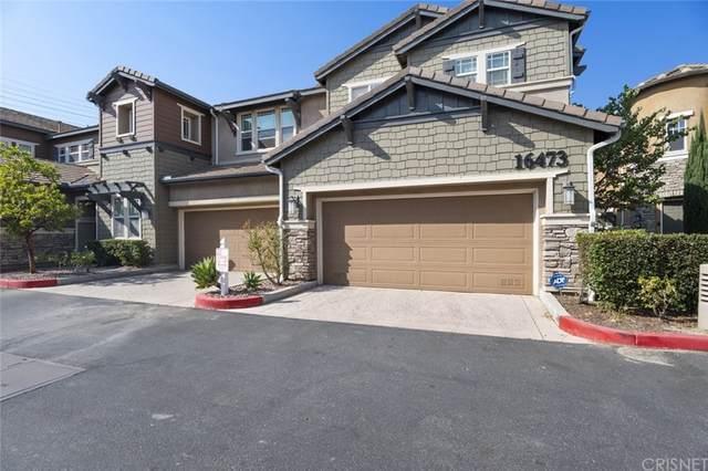 16473 W Nicklaus Drive #128, Sylmar, CA 91342 (#SR21208680) :: Mark Nazzal Real Estate Group