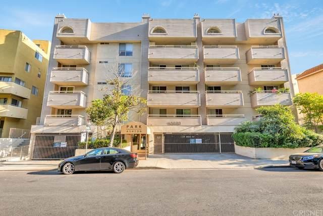 10960 Ashton Avenue #411, Los Angeles (City), CA 90024 (#SR21208597) :: First Team Real Estate