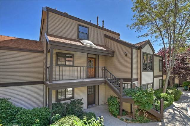 208 Village Bay #1, Lake Arrowhead, CA 92352 (#EV21208741) :: American Real Estate List & Sell