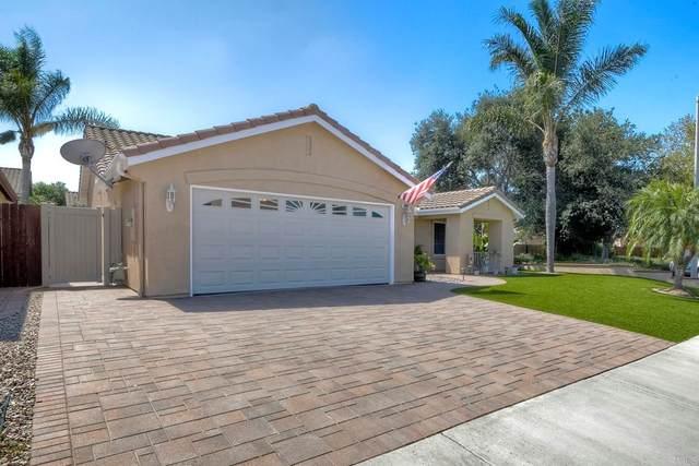 3905 Estancia Drive, Oceanside, CA 92058 (#PTP2106682) :: Jett Real Estate Group