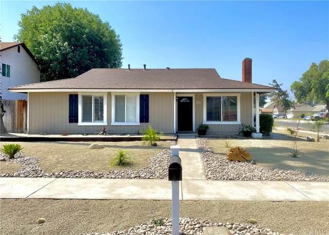850 E San Bernardino Avenue, Redlands, CA 92374 (#IV21207405) :: Swack Real Estate Group | Keller Williams Realty Central Coast
