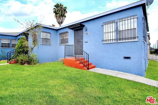 1342 W 79Th Street, Los Angeles (City), CA 90044 (#21786548) :: Latrice Deluna Homes
