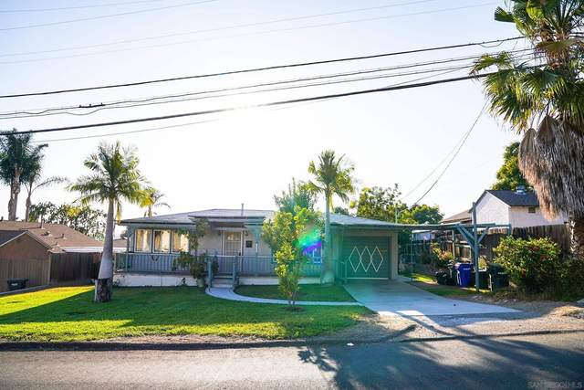 3210 Washington Street, Lemon Grove, CA 91945 (#210026809) :: Steele Canyon Realty