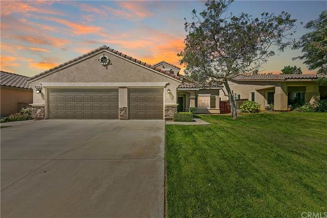 1321 Early Blue Lane, Beaumont, CA 92223 (#SW21208762) :: American Real Estate List & Sell