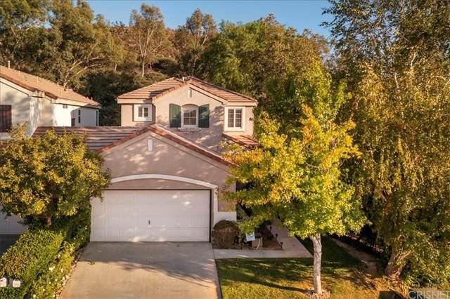 23614 Silverhawk Place, Valencia, CA 91354 (#SR21208738) :: Mainstreet Realtors®