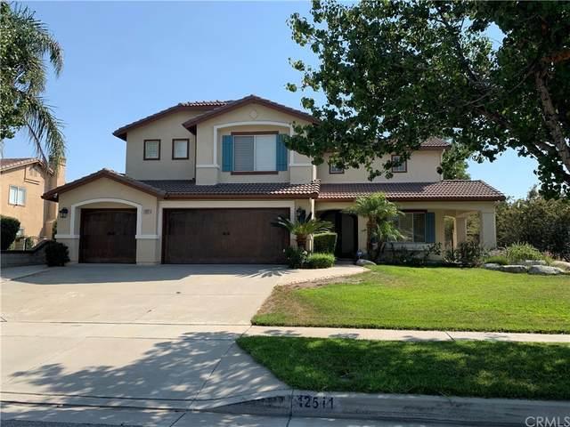 12511 Vista Verde Drive, Rancho Cucamonga, CA 91739 (#TR21207884) :: Twiss Realty