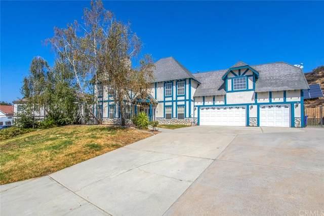 36592 Cherrywood Drive, Yucaipa, CA 92399 (#EV21208689) :: Wendy Rich-Soto and Associates