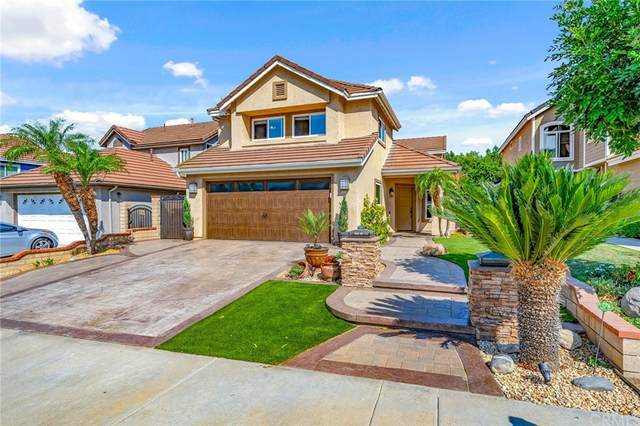 18037 Prairie Street, Chino Hills, CA 91709 (#IV21208781) :: Mainstreet Realtors®