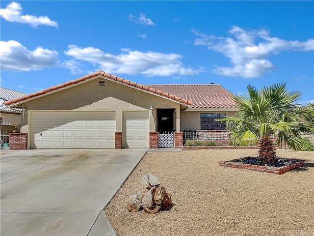 14580 Mast Lane, Helendale, CA 92342 (#SW21208418) :: Jett Real Estate Group