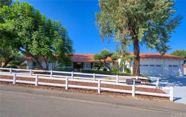 2195 Indian Creek Road, Diamond Bar, CA 91765 (#TR21208777) :: Rogers Realty Group/Berkshire Hathaway HomeServices California Properties