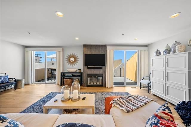 647 2nd Street, Hermosa Beach, CA 90254 (#SB21208282) :: Wendy Rich-Soto and Associates