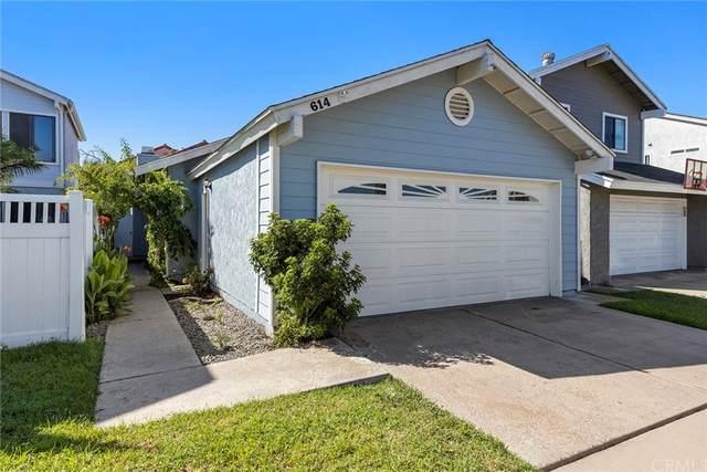 614 Oceanhill Drive, Huntington Beach, CA 92648 (#PW21208814) :: Corcoran Global Living
