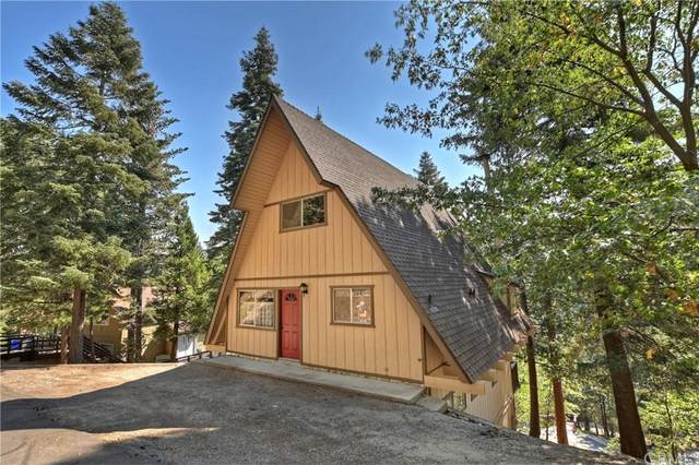 350 Fairway Drive, Lake Arrowhead, CA 92352 (#EV21208820) :: American Real Estate List & Sell