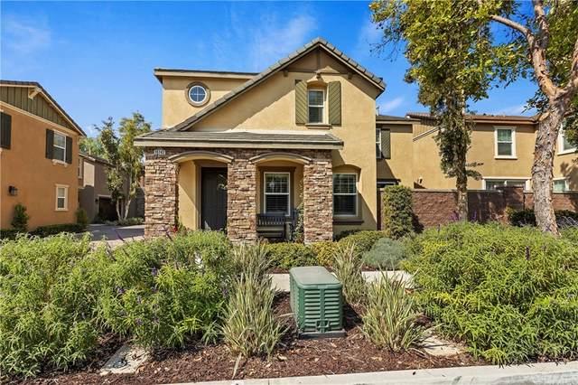16142 Compass Avenue, Chino, CA 91708 (#IV21208745) :: Corcoran Global Living