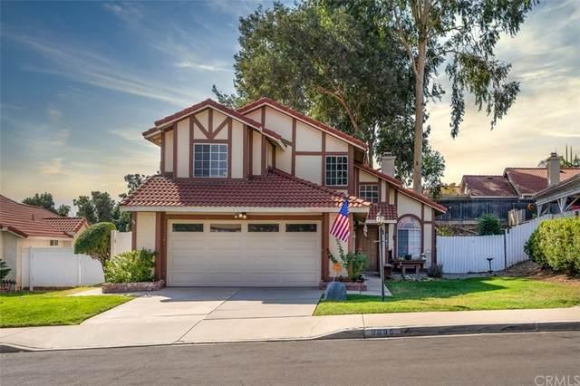 9095 Clay Canyon Drive, Corona, CA 92883 (#CV21208818) :: Corcoran Global Living